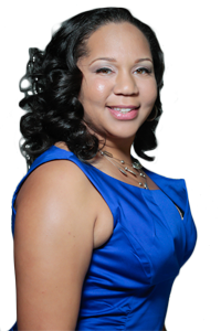 Brandi Starr, President & Marketing Maven of Cassius Blue Consulting